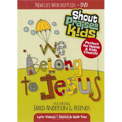 We belong to Jesus DVD-new life