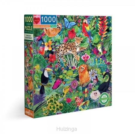 Amazon Rainforest (1000)**