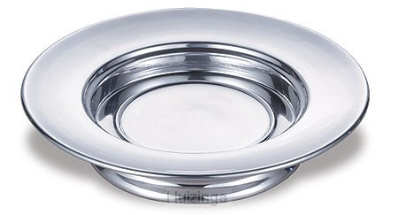 Communion ware stacking bread plate